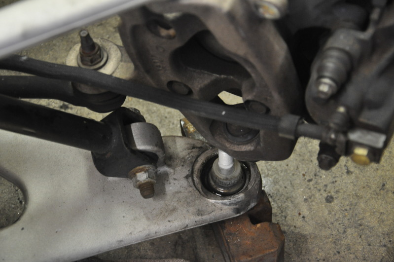 Lower Ball Joint Failure-7
