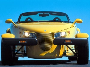 Modern collectibles revealed- 1997-2002 Plymouth-Chrysler Prowler