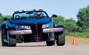 Motor Trend-Plymouth Prowler - The Prowler Meets Its Match - Exclusive