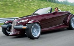 The Plymouth Prowler - Trends
