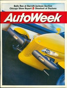 AutoWeek Yellow