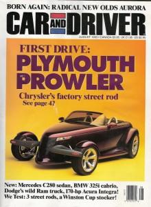 Car&Driver 1993