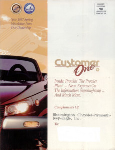 CustomerOne 1997-2
