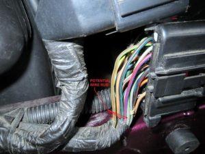 Prowler Car Pcm Wiring Problem